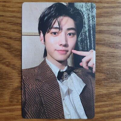 Sunghoon Official Photocard Enhypen 1st Album Dimension : Dilemma Essential Ver