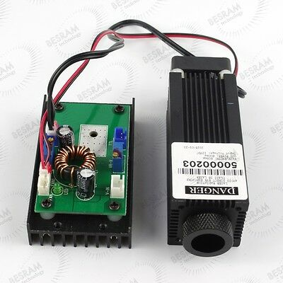 Laserland Focusable 800mw 0.8w 780nm Ir Infrared Laser Diode Module W Ttl