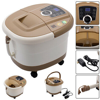 portable foot spa bath massage... Image 1