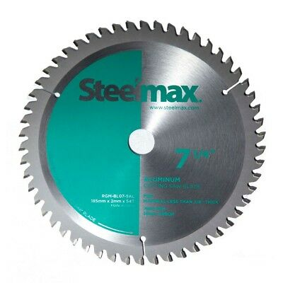 Steelmax 7-14 Tct Aluminum Cutting Saw Blade Sm-bl-07-5-al