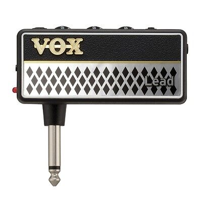 Used, Vox amPlug2 Lead AP2-LD Headphone Amplifier.  Free U.S. Shipping! for sale  Shipping to India