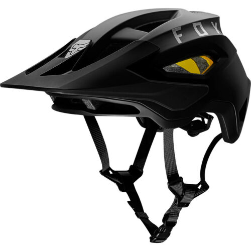 NEW Fox Racing Speedframe MIPS Downhill MTB Bicycle Helmet Black Medium MD