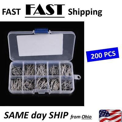 180 Pcs 10 Value Rectifier Diode Schottky 1n4001-1n5819 Assortment Kit
