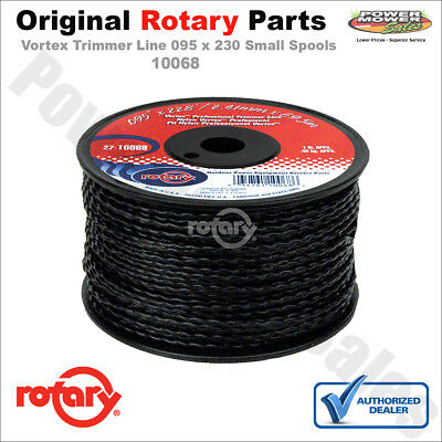 095 Trimmer (Black Rotary Vortex Trimmer Line 095 x 230, Small Spools / Weed Eater Trimmer )