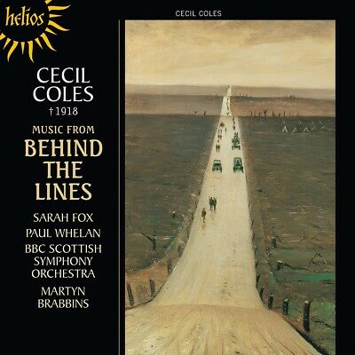 Fox - Whelan - BBC Scottish Symph.Orch. - Brabbins - Cecil Coles: Music from ... (Cecil Coles)