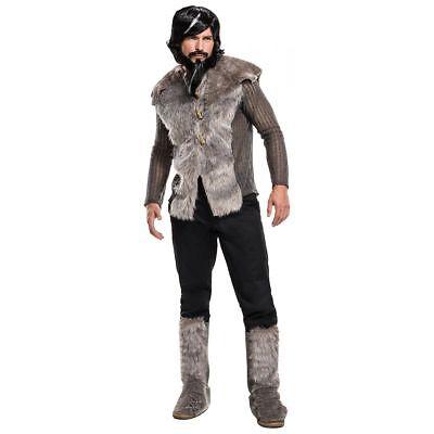 Derek Zoolander Costume Adult Halloween Fancy Dress STANDARD NEW
