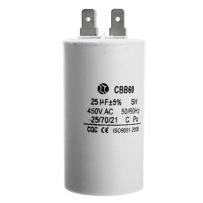 CBB61 4UF 450V AC Small Gasoline Generator 50//60Hz SH Capacitor CQC