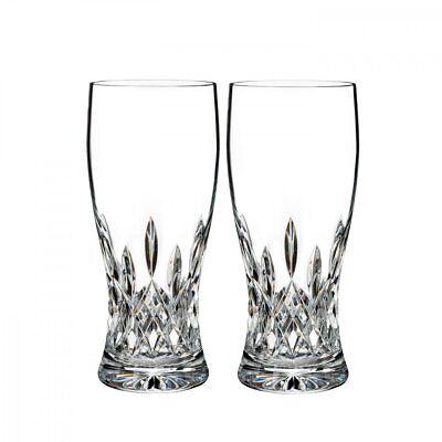 Lismore Pilsner Set (Waterford Lismore Connoisseur Pilsner Pint Glass Set of 4)