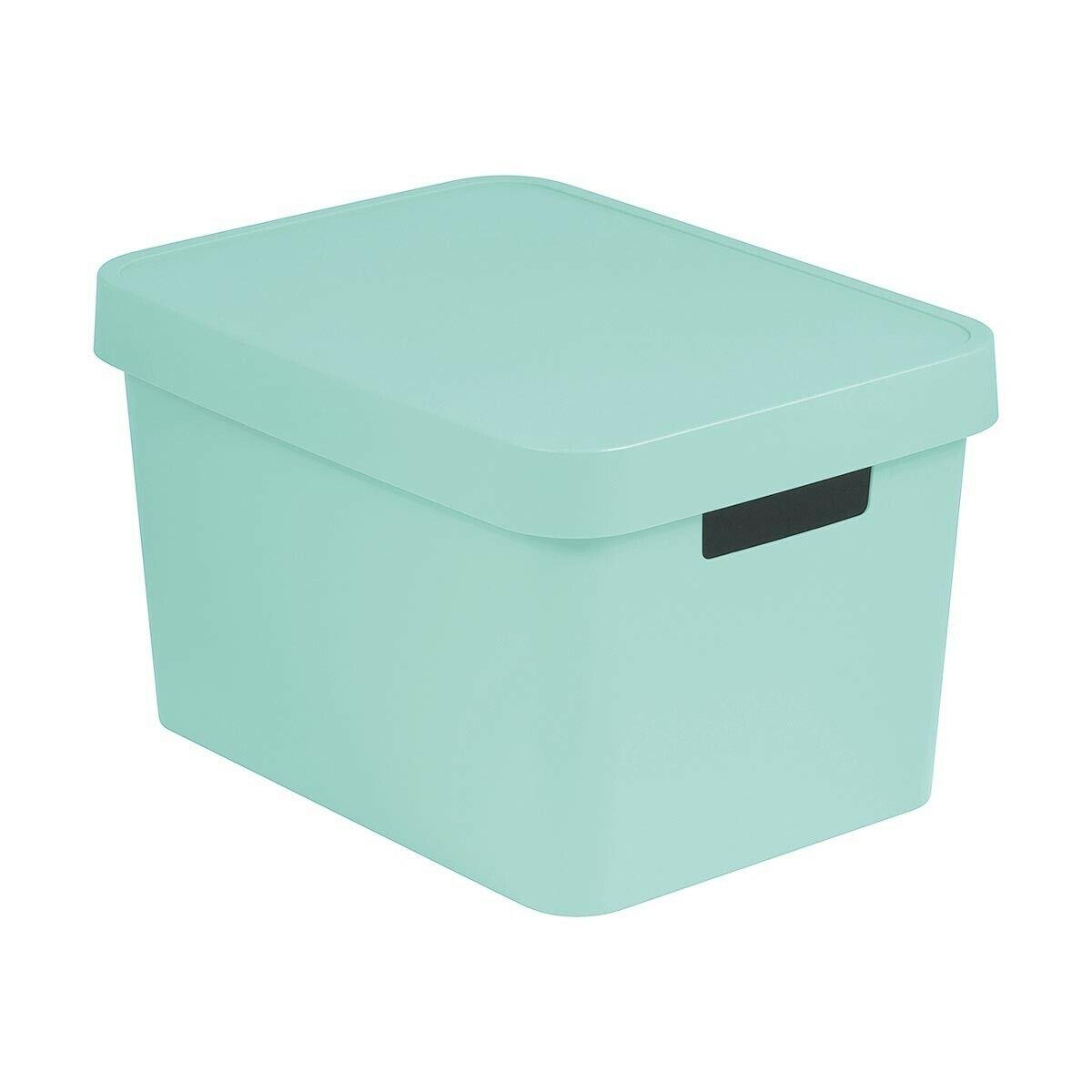 17L verschiedene Farben Curver INFINITY Box mit Deckel