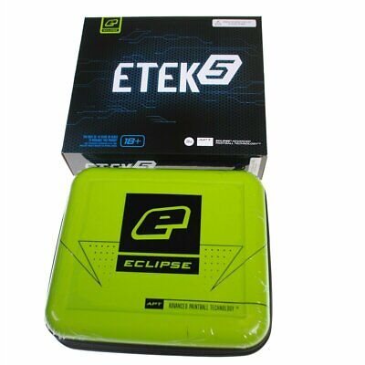 New Planet Eclipse ETEK 5 (Other Markers with Mod) Paintball Gun Case + Box Paintball Gun Case