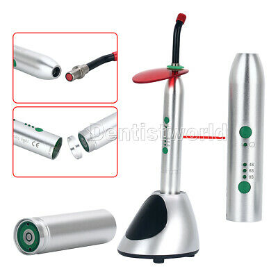 Woodpecker Style Wireless Dental Led Curing Light Lamp 2700mw Noiseless