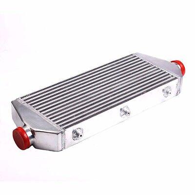 "SL Universal Aluminum FMIC Front Mount Turbo Intercooler 27""X9""X2.5"" 2.5"" Inlet"
