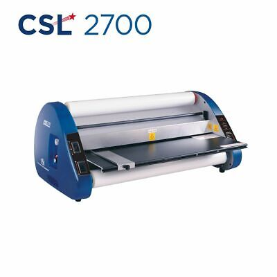 Usi Csl 2700 Thermal Roll Laminator 27 1 Core 3 Mil Demo Unit 2-year Wty.