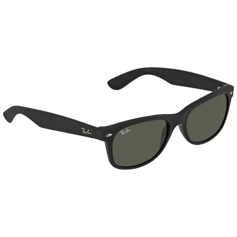 Ray-Ban-W-r-Unisex-Green-Square-Sunglasses-RB2132-646231-55-RB2132-646231-55