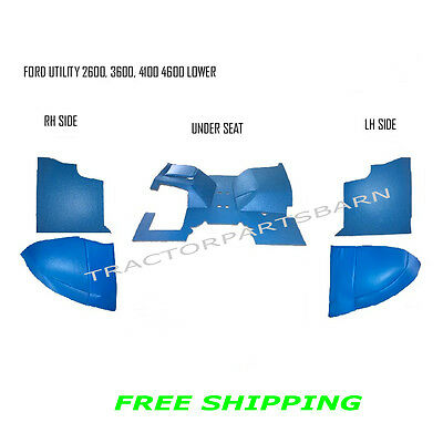Ford New Holland New Blue Cab Foam Kit 2600 3600 4100 4600 233 333
