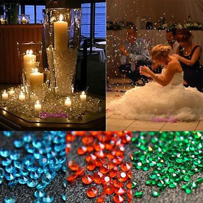 5000 X Crystals Wedding Supplies Valentines' Day Acrylic Diamond Vase Filler (Valentines Supplies)