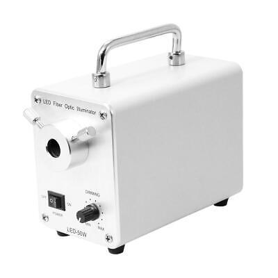 50w Led Fiber Optic Illuminator Microscope Light Source Box