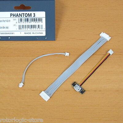 DJI Phantom 3 Part #81 Cable Set(Sta) - US Dealer