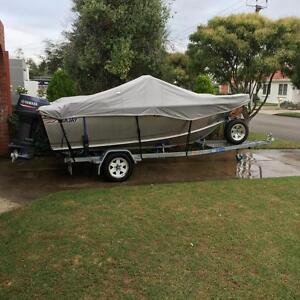 Seajay Avenger 4.28 side console Glenelg North Holdfast Bay Preview