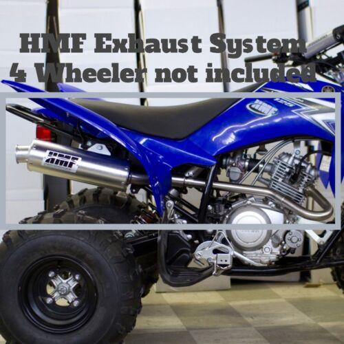 HMF Performance Exhaust Full System Muffler Yamaha Raptor 125 2011-2014