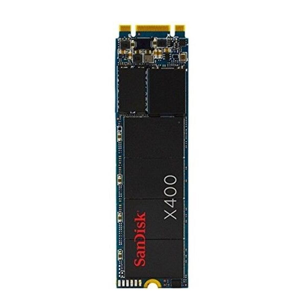 SanDisk X400 512GB SSD M.2 2280 SATA III 6Gb/s Internal SD8SN8U-512G-1122