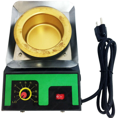 300W Adjustable Temperature Soldering Pot with 80mm Pot