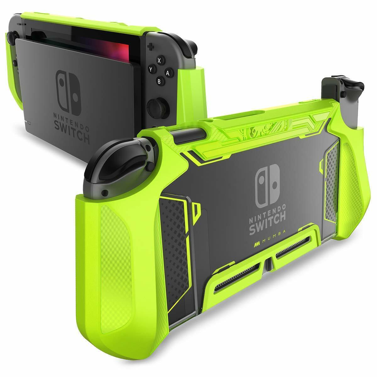 For Nintendo Switch Console Joy-Con Controller, Mumba Grip D