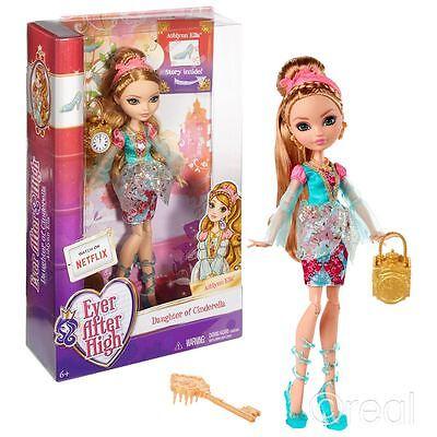 New Ever After High Ashlynn Ella Doll Daughter Of Cinderella Mattel Official