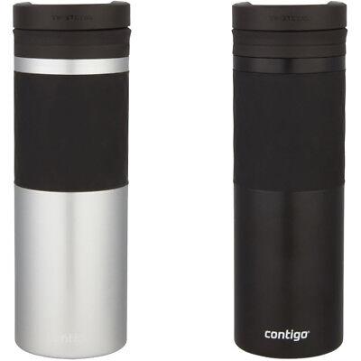 Contigo 16 oz. Twistseal Glaze Stainless Steel Travel Mug