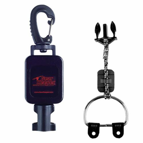 Gear Keeper RT4-4514 Seek TIC Retractor with Large Heavy Duty Snap Clip