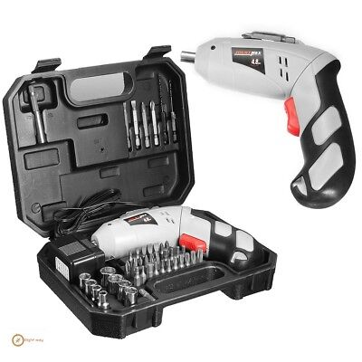 Cordless Drill Bit Set Machine Best Electric Handheld Small For Women Portable