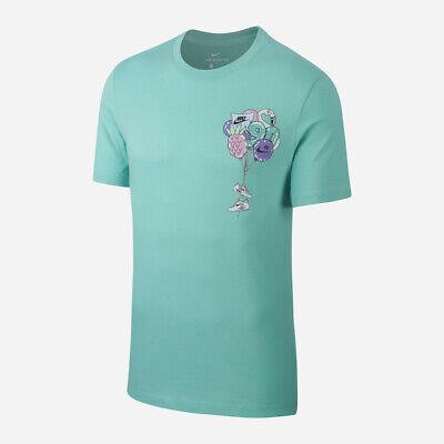 Nike Sportswear Herren Air Max 90 Tropical T-Shirt BQ0704-307 Hemd Neu Gr.S