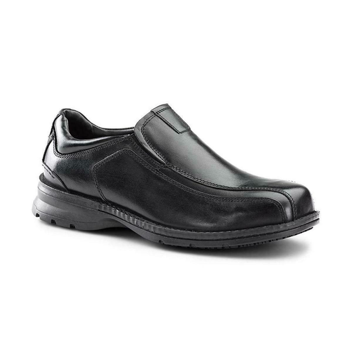 Dockers Shelton Mens Black Loafers