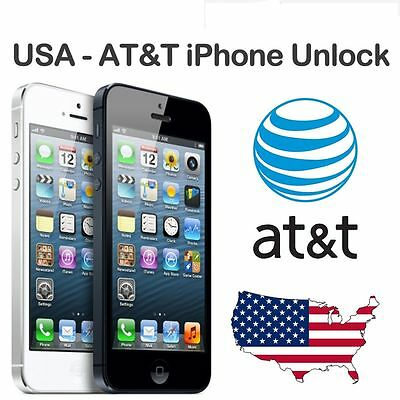 ATT Factory Unlock Service iPhone 8 8+ 7 7+ 6 6P+ 5s 5c 5 4s 4 3g 3 2g iPad Code