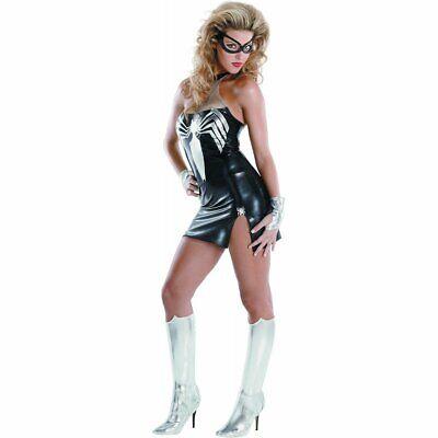 Black Spider-Girl Adult Costume - Medium](Adult Spider Girl Costume)
