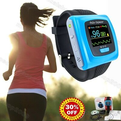 50f Sleeping Study 24hrs Recording Wrist Pulse Oximeter Spo2 Monitor Pc Software
