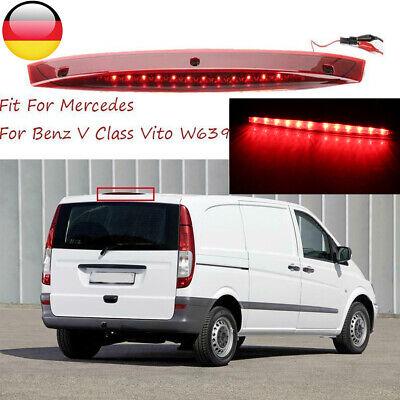 DRITTE 3. Bremslicht Bremsleuchte Lampen für Mercedes-Benz W639 Vito A6398200056