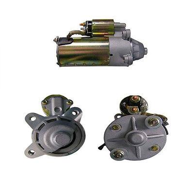 Fits MAZDA 121 1.8 D (ZQ) Starter Motor 1996-2002 - 13149UK