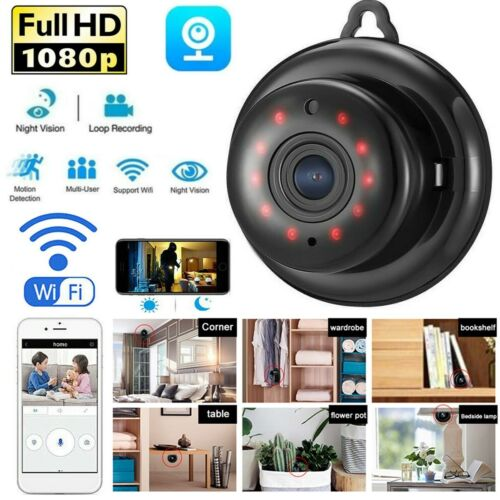 CCTV Camera WiFi 1080P Wireless IR Indoor Outdoor Security Night Vision Home CAM Consumer Electronics