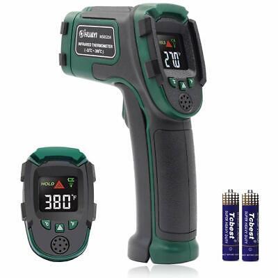 Digital Infrared Thermometer Non-contact Laser Temperature Gun Battery Include