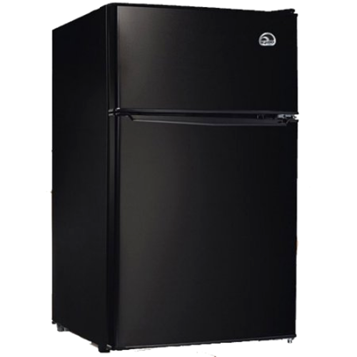 Compact Refrigerator & Mini Freezer Home Office Dorm Fridge Appliances Party