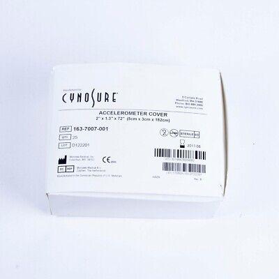 Pack Of 25 Cynosure Smartlipo Smartsense Accelerometer Covers 163-7007-001