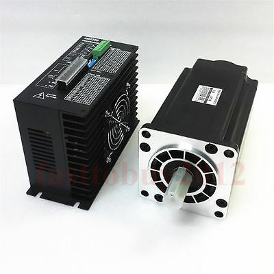 16nm Nema42 Stepper Motor Drive Kit 3phase 6.4a 200khz For Cnc Marking Machining