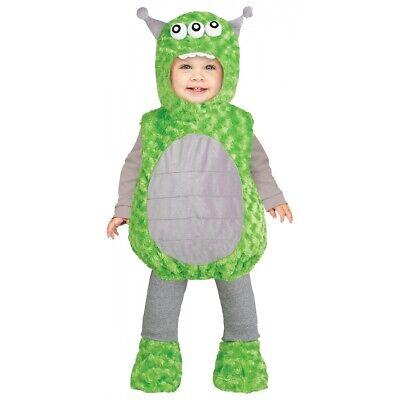Baby Alien Costume Toddler Halloween Fancy - Baby Alien Kostüme