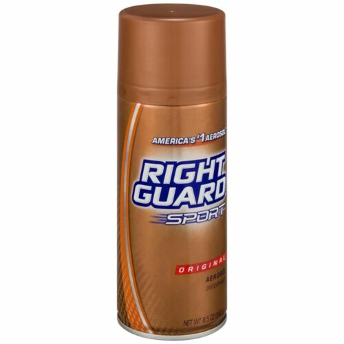 Right Guard Sport Aerosol Deo Original - 251ml (3 Packungen)