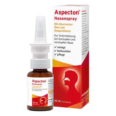 Aspecton Nasenspray entspricht 1,5% Kochsalz-lsg. 20ml PZN 13898451