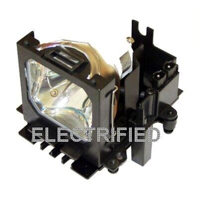 Electrified Infocus Sp-lamp-016 Splamp016 Lamp In Housing...