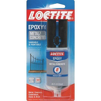 6 Pack Loctite Metalconcrete Epoxy