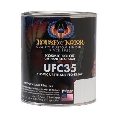 House of Kolor UFC35 Urethane Flo-Klear Clearcoat (Quart)