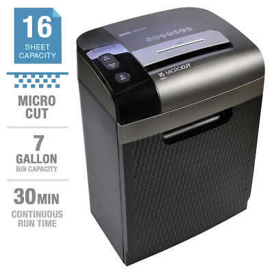 Royal 16-sheet Micro-cut Shredder 1630mc